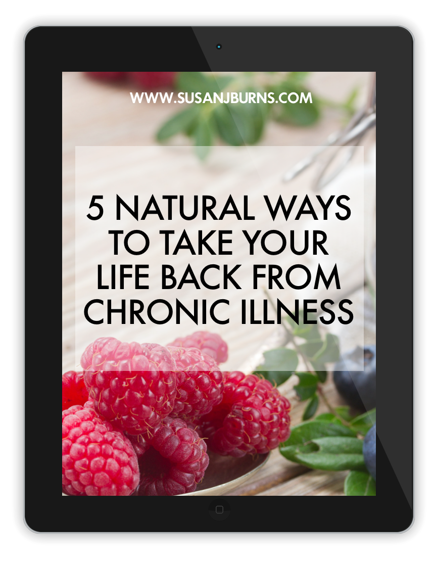 5 NATURAL WAYS BERRIES BLACK IPAD